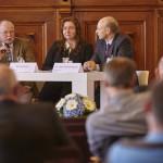 Podiumsdiskussion Patente und Schutzrechte